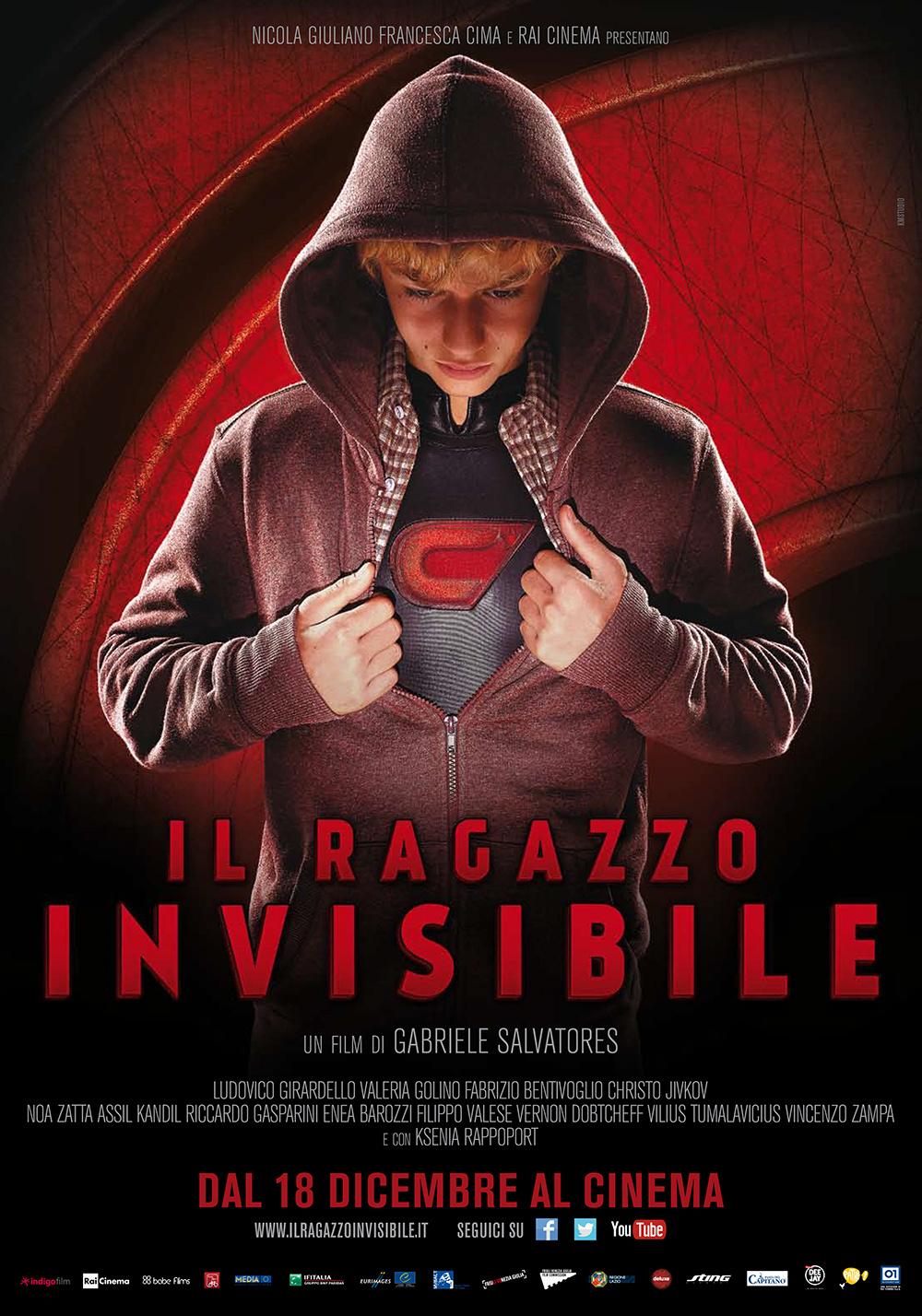 Il Ragazzo Invisibile. Cose Che Non Avrei Voluto Vedere. CapitoloI