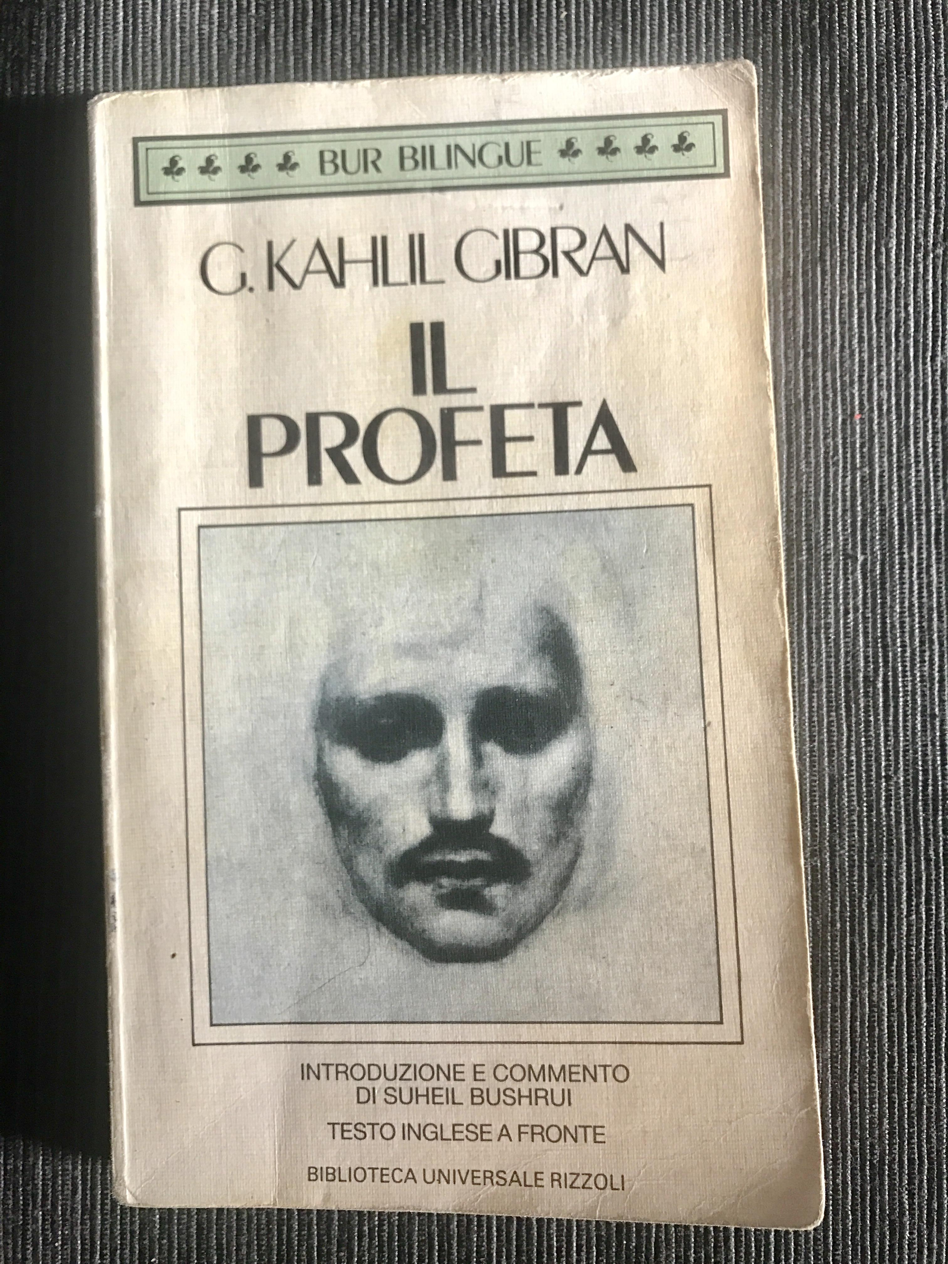 #100libri 3. Il Profeta.