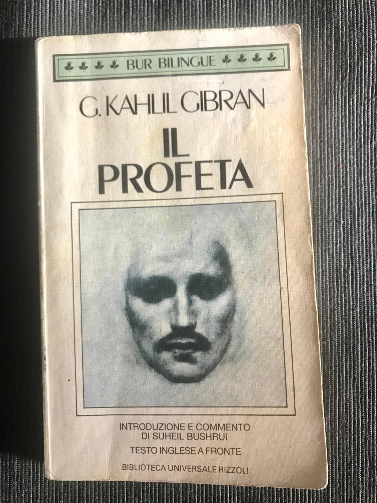 #100libri 3. IlProfeta.