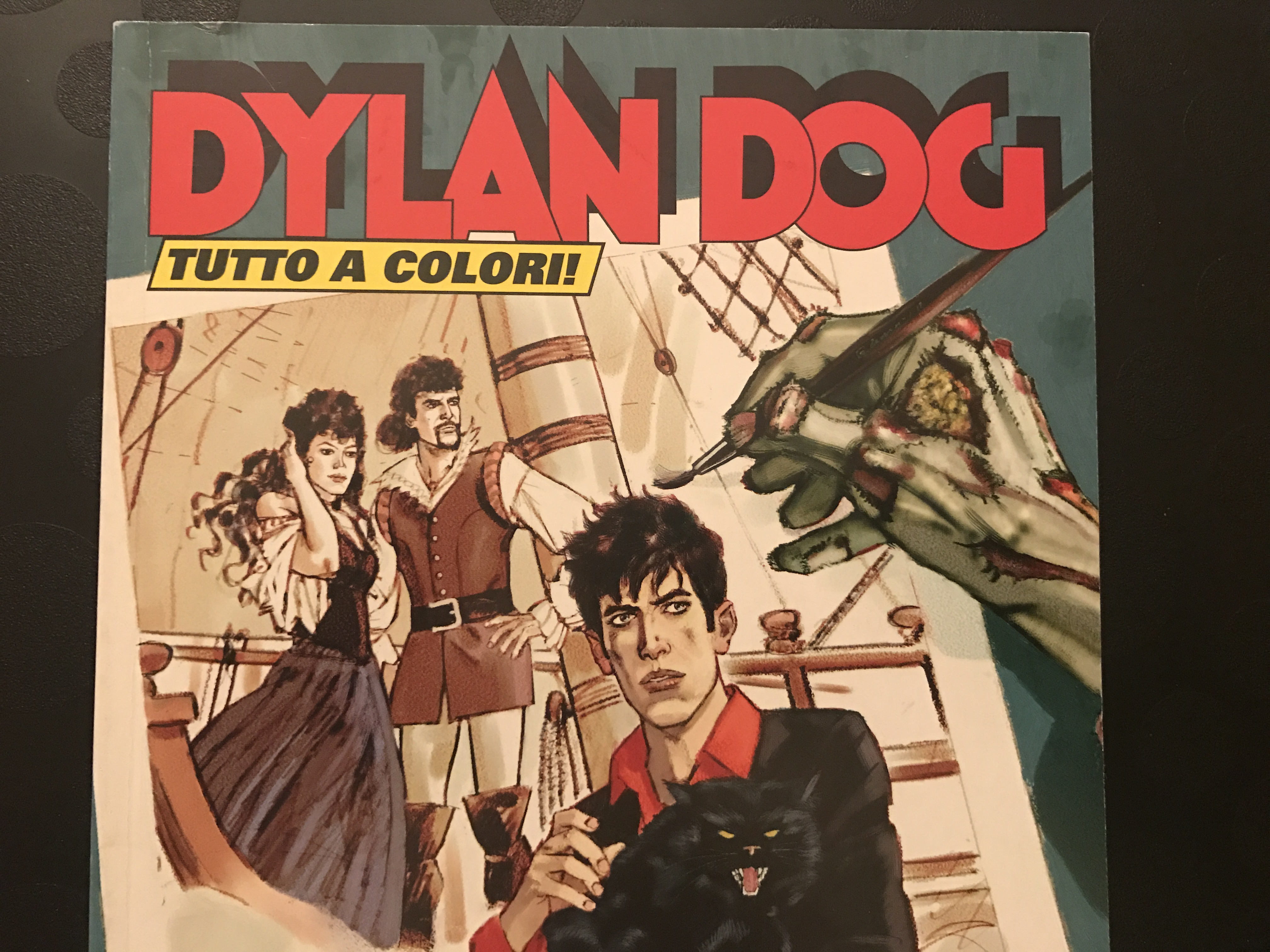 Dylan Dog. L'indagatore dell'incubo.